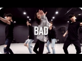 1Million dance studio Bad - Christopher ⁄ Tina Boo Choreography