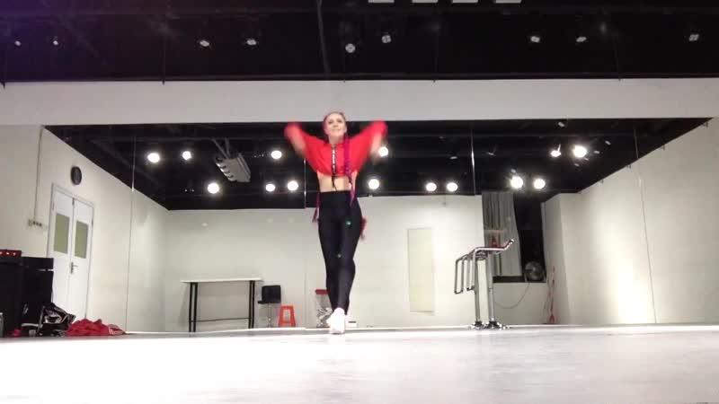 EVERLAST DANCE STUDIO /Guangzhou / Alena Lapina