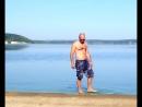 MVI_5004Владимир Гриднев - любителю поплавать в любую погоду, пример для подражания.