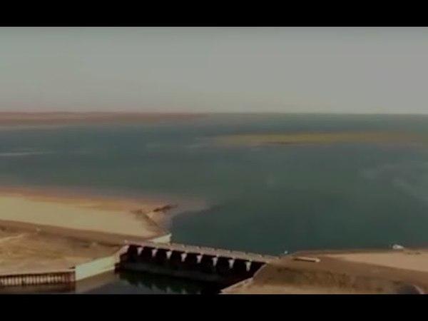 The Aral Sea Has Risen Again