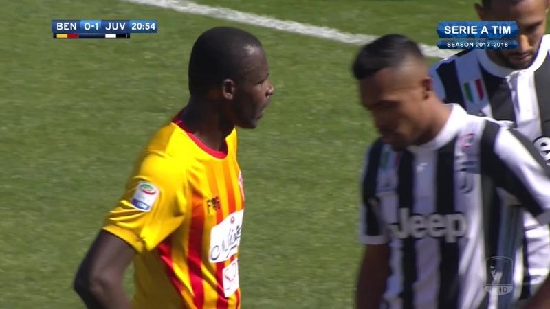 Serie A 2017-18, g31, Benevento - Juve