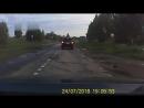 Страшное ДТП на трассе Ярославль–Любим ДТП произошло 24 июня на автодороге Ярославль — Любим. Водитель автомобиля «Лада Гранта»