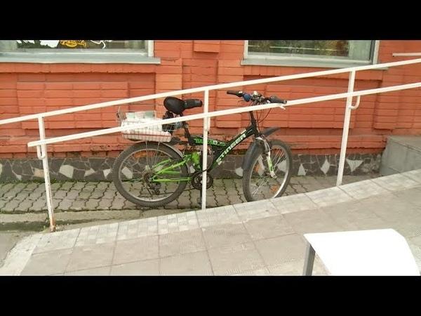 Как защитить велосипед от угона? (Будни, 06.07.18г., Бийское телевидение)