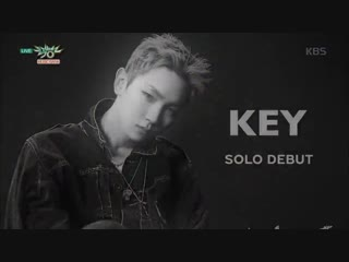 20181109 뮤직뱅크 music bank - forever yours - 키(key)