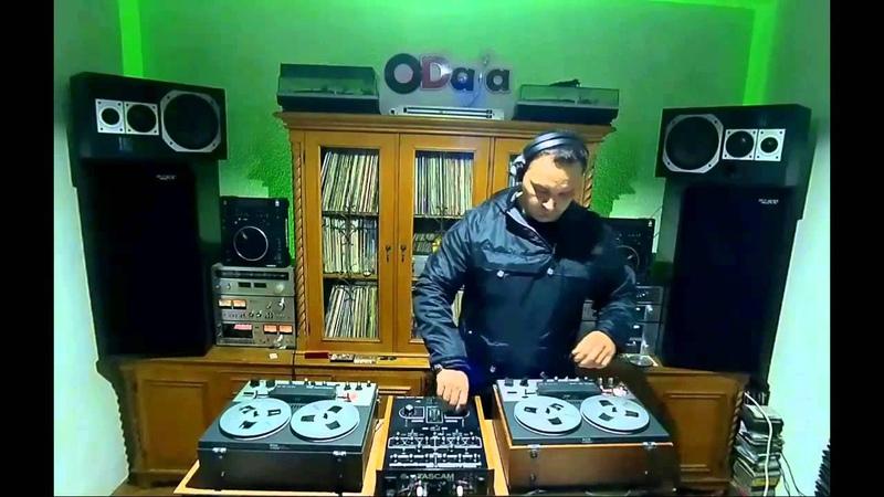 Tape DJing