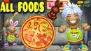 Kick the Buddy - Stuff - All FOODS, new Costumes, crazy game (Ep.5)
