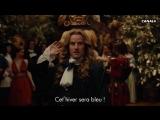 Evan Williams est sans aucun doute le Chevalier le plus farceur de Versailles