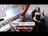 Devil May Cry - Trish's Theme (Piano Cover)