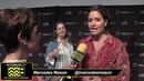 Mercedes Mason at PaleyFest for The Rookie