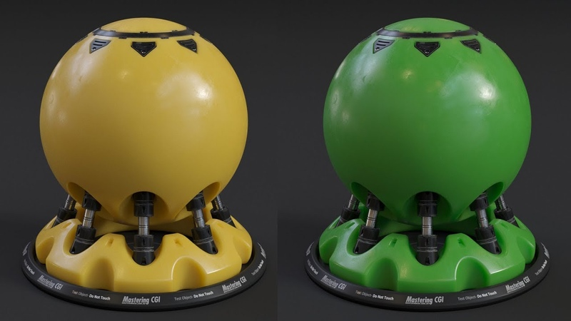How to make Realistic Plastic Materials in Corona and 3ds Max