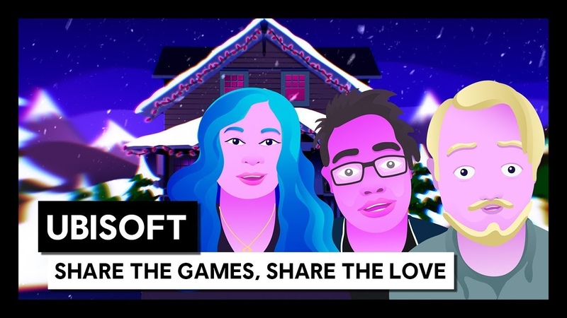 Share the games, share the love