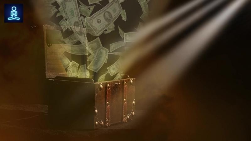 Attract Abundance of Money Prosperity Luck Wealth➤Jupiters Spin Frequency➤Theta Binaural Beats