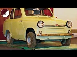 Автомобили ссср которые не попали в производство..