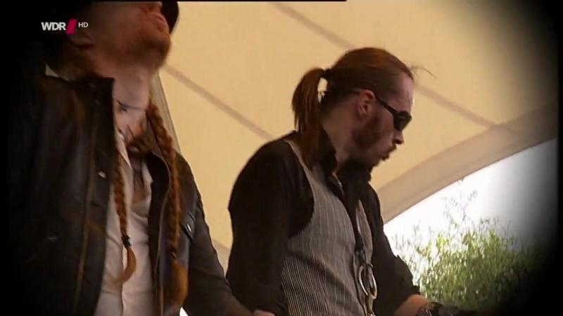 Sólstafir Live At Rock Hard Festival 2014