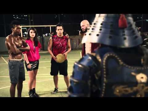 Un Samurai Futbolista en Brasil !!