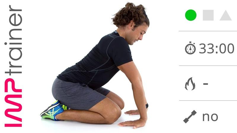 33 Minuti Stretching Completo Per Gambe Bacino Schiena e Collo