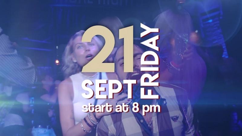 CHIKA Karaoke Party, September 21st
