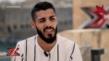 X Factor Malta - Auditions - Day 2 - Marley Grech