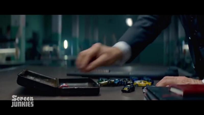 [Pete Glanz] Честный трейлер — «Малыш на драйве» Honest Trailers - Baby Driver [rus]