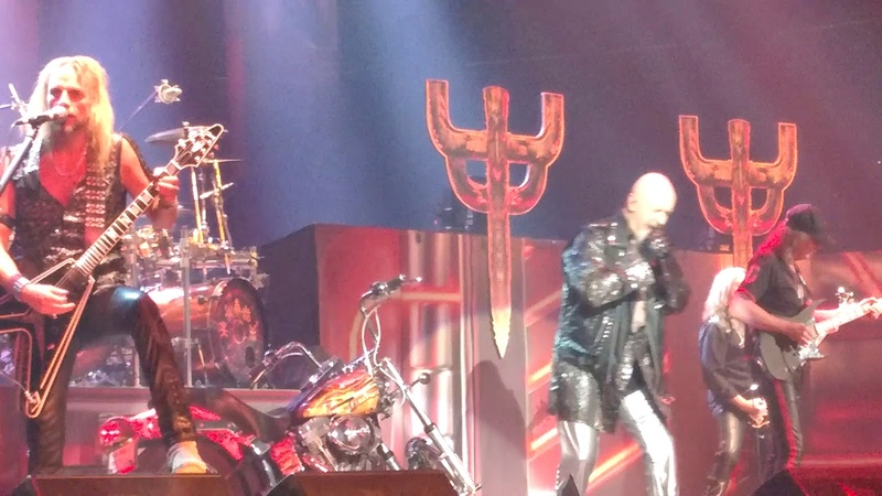 Judas Priest w Glenn Tipton No Surrender Live in Hamilton 2018
