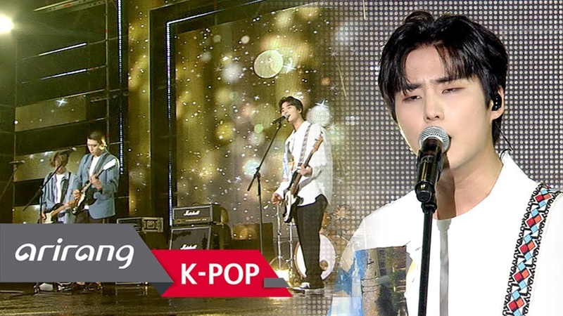 [Выступление] 180907 DAY6 - You Were Beautiful @ Simply K-Pop 328 Pyeongtaek National Band Competition