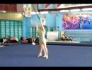 Спортивная акробатика 3 композиция Кам'янское