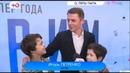 ВТЕМЕ: Игорь Петренко с сыновьями на премьере фильма «Пилигрим»