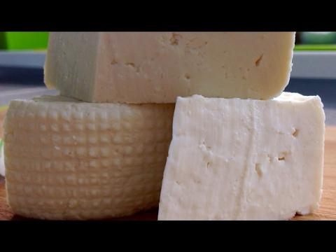 Молодой сыр из молока в мультиварке Имеретинский сыр