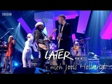 Nile Rodgers &amp Chic feat. Mura Masa &amp Cosha - Till The World Falls on Later... with Jools Holland