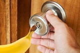 How To Open a Locked Door With a Banana