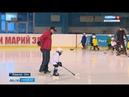 «Хочу играть, как Овечкин» в Йошкар-Оле появилась команда хоккеистов-малышей