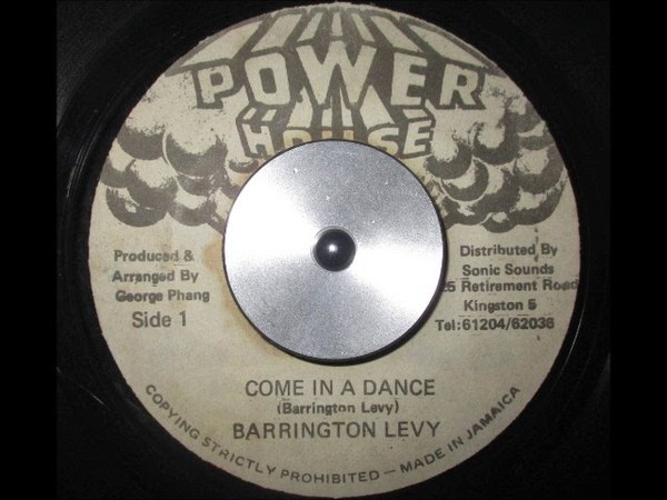 Barrington Levy - Come In A Dance