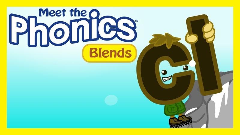 Meet the Phonics Blends - cl