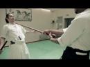 ММАшник тренируется в Айкидо.