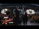 G-Eazy ft. Yo Gotti YBN Nahmir - 1942 Jimmy Kimmel Live