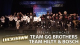 Team GoGo Brothers x Team Hilty &amp Bosch Special Showcase Lockdown 2018 Singapore RPProds