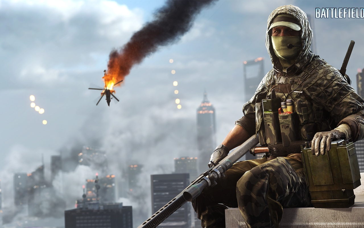 Скриншот игры Battlefield 4
