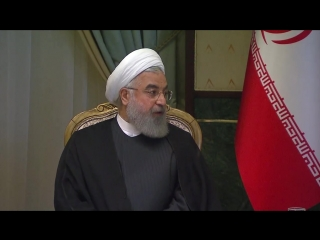 Vladimir Poutine et Hassan Rouhani soulignent la coopération bilatérale en Syrie