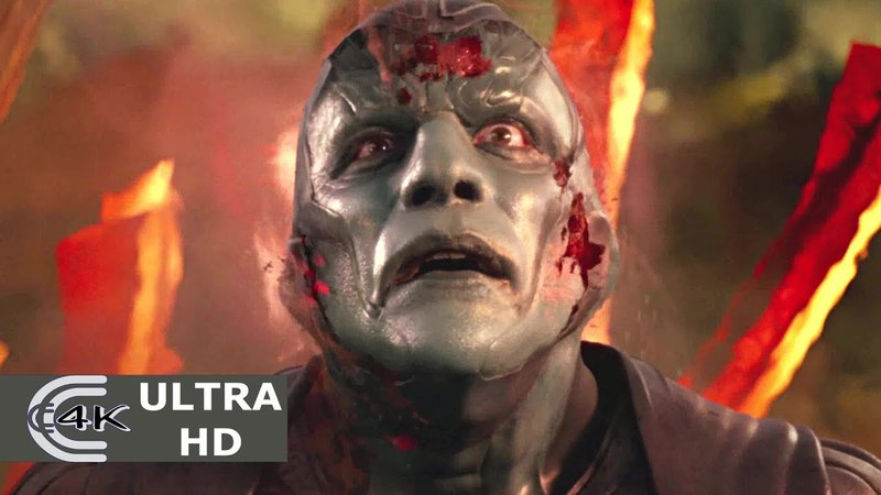 Jean Grey Destroys Apocalypse 'All is Revealed' (Scene) | X-Men: Apocalypse (2016) Movie CLIP HD
