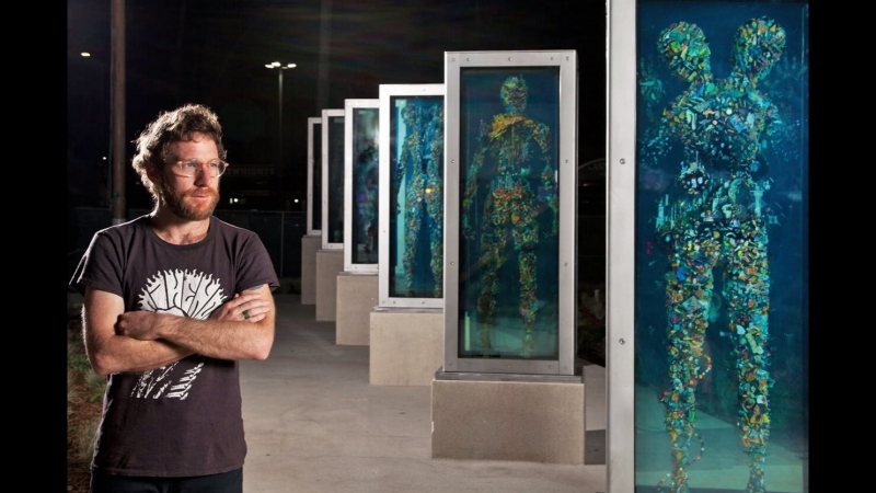 NYCB Art Series Presents - Dustin Yellin