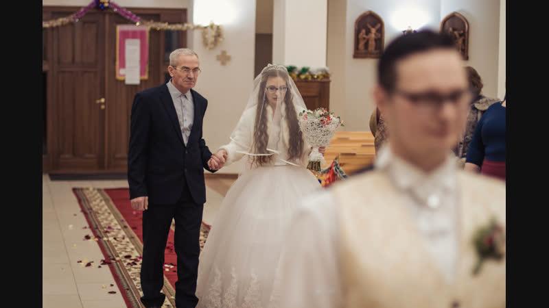 Свадьба Дмитрия и Екатерины. 29.12.18