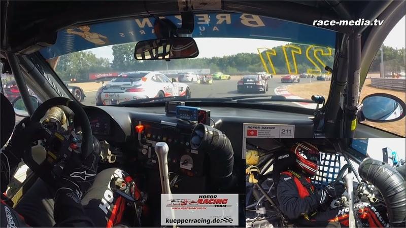 Race-media.tv Onboard Classix Hofor Racing BMW M3 24 Hours of Zolder 2018 M. Fischer M. Schrey