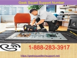Get Instant Help At Geek Squad Support Number +1-888-283-3917