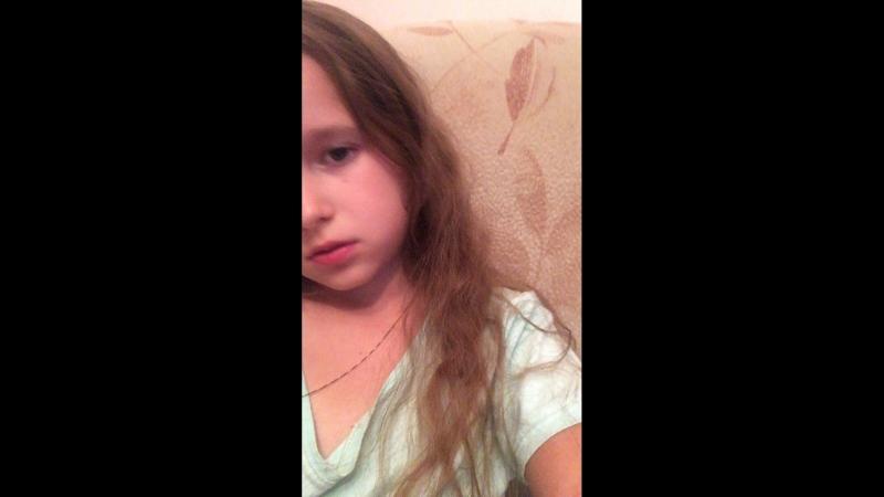 Анюта Харитонова — Live