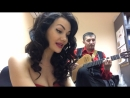Christina Aguilera- Contigo En La Distancia cover by Diana Konstantinova and Denis Emangulov