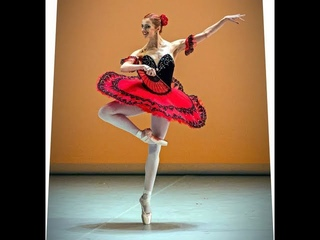 Gold Medal XIII Moscow Ballet competition 2017 EVELINA GODUNOVA