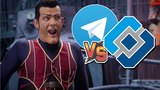 We Are Number One Lazy town (Telegram)