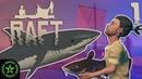 No Bite, No Shark Plz - Raft | Let's Play