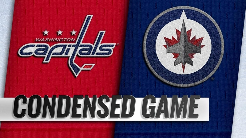 11/14/18 Condensed Game: Capitals @ Jets