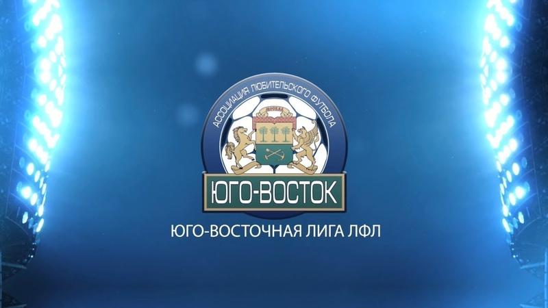 Хохловка-2018 4:2 ПЭК | Второй дивизион B 2018/19 | 15-й тур | Обзор матча